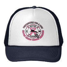 Breast Cancer  on Cure Breast Cancer Hats And Cure Breast Cancer Trucker Hat Designs