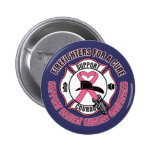 Firefighters For A Cure Breast Cancer Pin