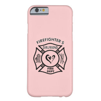 Firefighters Girlfriend Barely There iPhone 6 Case