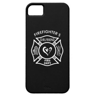 Firefighter's Girlfriend iPhone 5 Covers