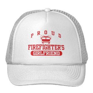Firefighter's Girlfriend Trucker Hat