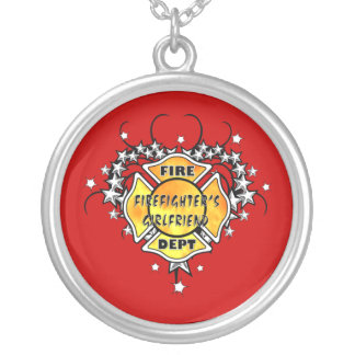 Firefighters Girlfriend Tattoo Jewelry