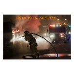 Firefighters: Heroes In Action Poster