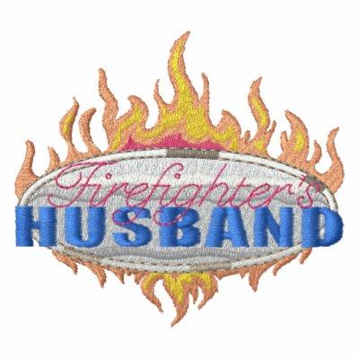 Firefighter's Husband Polo Shirt