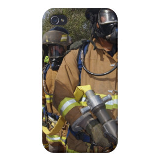 Firefighters Cases For iPhone 4