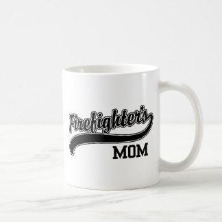 Firefighter's Mom Coffee Mug