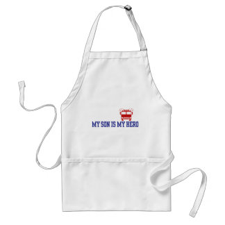Firefighter's Mom Dad Aprons