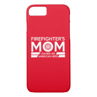 Firefighter's Mom iPhone 7 Case