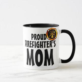 Firefighter's Mom Mug