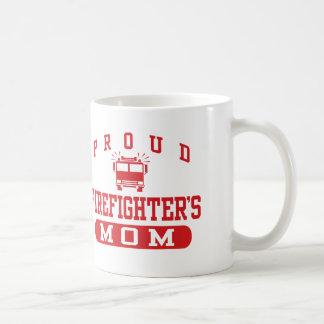 Firefighter's Mom Mugs