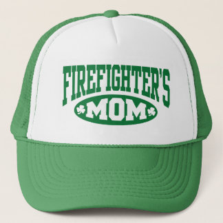 Firefighter's Mom Trucker Hat