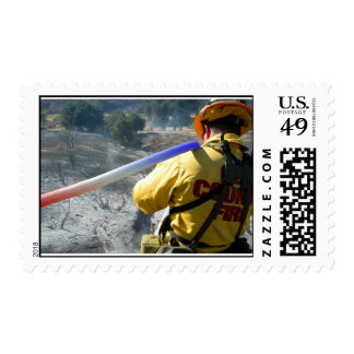 Firefighters; Real American Heroes Postage