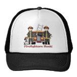 Firefighters Rock Trucker Hat