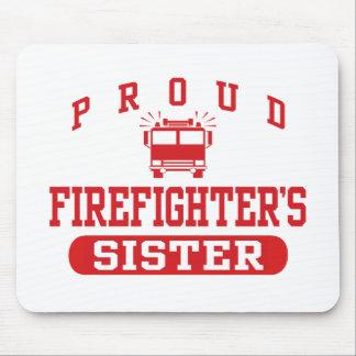 Firefighter's Sister Mousepad