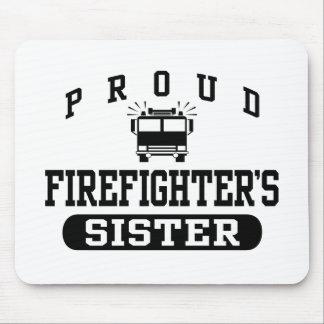 Firefighter's Sister Mousepads