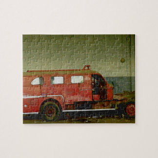 Firefighters Tribute Puzzle