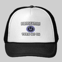 Firefighters Turn Me On Mesh Hats