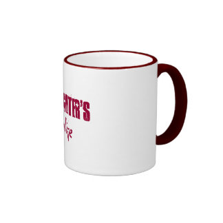 Firefighter's, Wife Mug