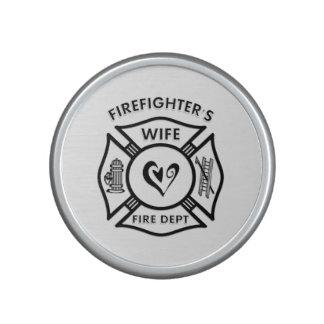 Firefighters Wife Bluetooth Speaker