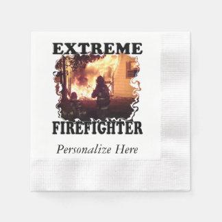 Firefighting Extreme Disposable Napkin