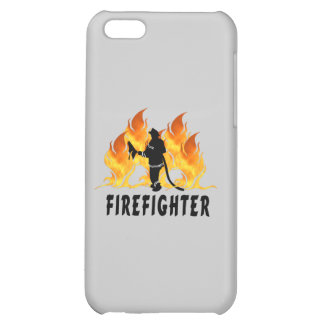 Firefighting Flames iPhone 5C Case