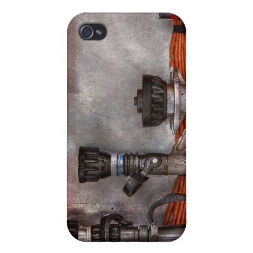 Firefighting - One for everyone iPhone 4 Case