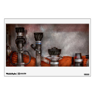 Firefighting - One for everyone Wall Decal
