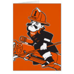 Firefighting Pete - Color Card