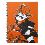 Firefighting Pete - Color Note Books