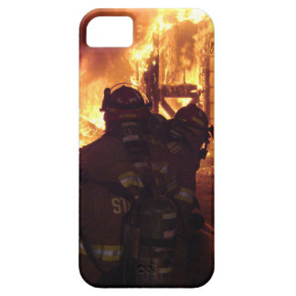 Firefighting Structure Fire iPhone 5 Cases