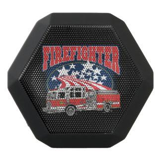 Firefighting Truck Black Bluetooth Speaker