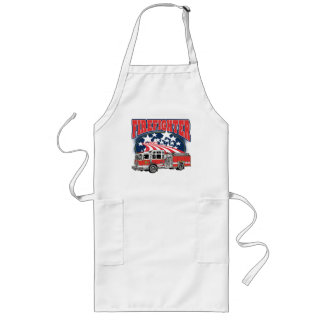 Firefighting Truck Long Apron