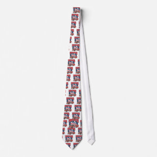 Firefighting Truck Neck Tie