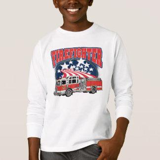Firefighting Truck T-Shirt