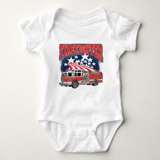 Firefighting Truck Tshirt