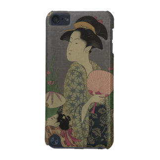 Fireflies, 1793 (colour woodcut) iPod touch (5th generation) cover