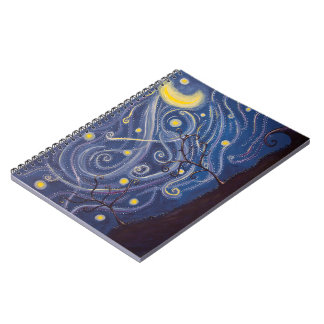 Fireflies and Moonlight Note Books