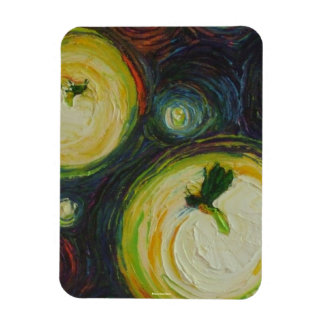 Fireflies at Night Magnet