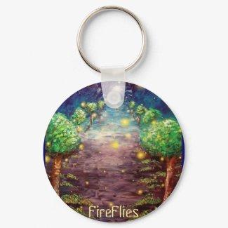 FireFlies Keychain keychain