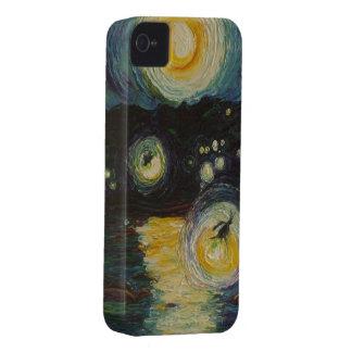 Fireflies Over the Susquehanna iPhone 4 Case