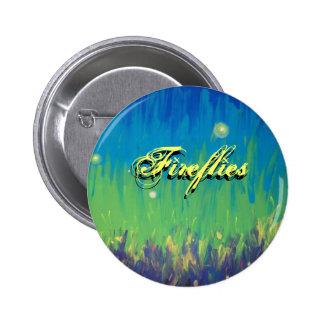 Fireflies Pin