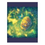 Fireflies Post Card