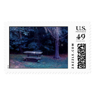 fireflies postage