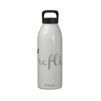 Fireflies Reusable Water Bottles