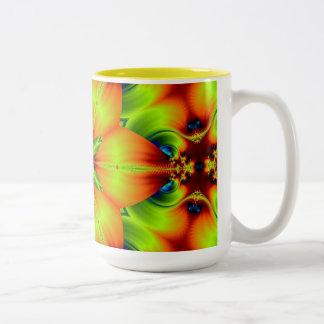 FireFlower Coffee Mugs