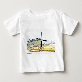 Firefly AS-6 rendering Aviation Art Baby T-Shirt