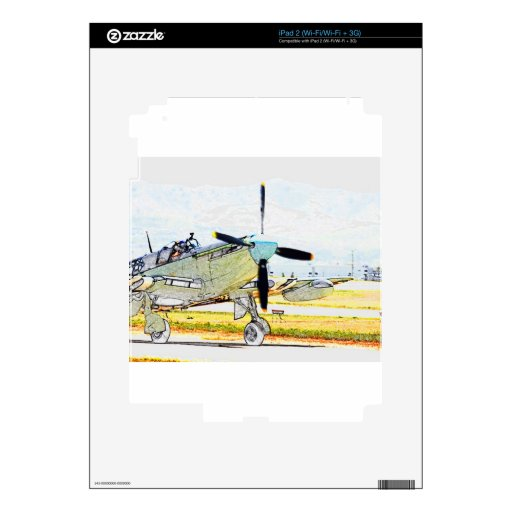 Firefly AS-6 rendering Aviation Art Decals For iPad 2