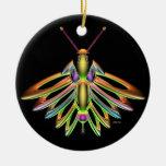 Firefly Christmas Tree Ornament