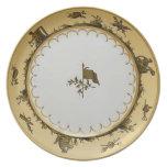firefly dinner plate