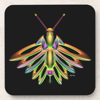 Firefly Drink Coaster